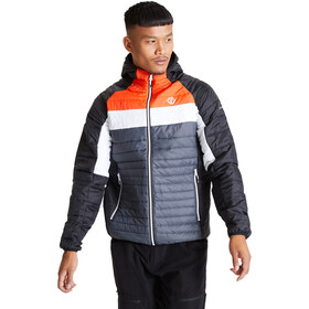 Dare 2b Mountaineer Wolljacke Herren ebony grey/black/trail blaze